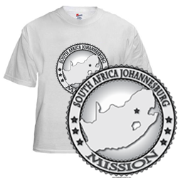 Classic Seal Silver - LDS Mission